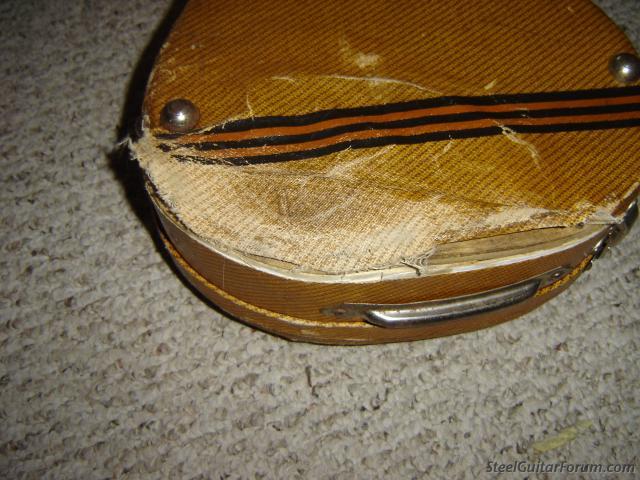 gibson lap steel case 4 sale the steel guitar forum. Black Bedroom Furniture Sets. Home Design Ideas
