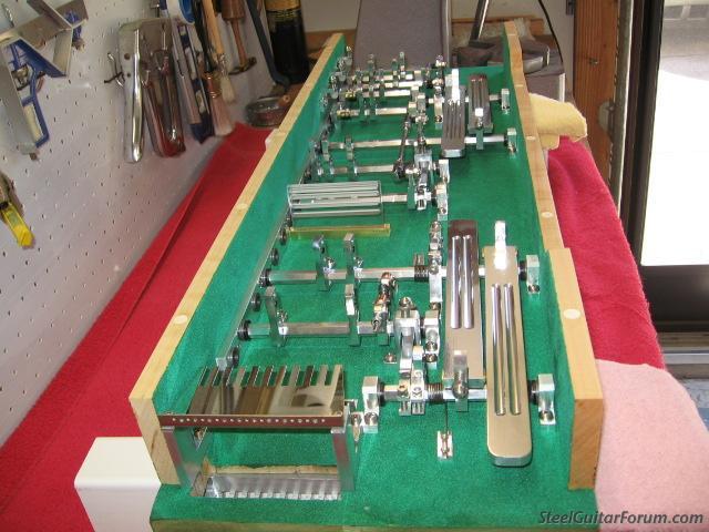 Fabriquer sa psg 2719_Green_Guitar_assembled_014_1