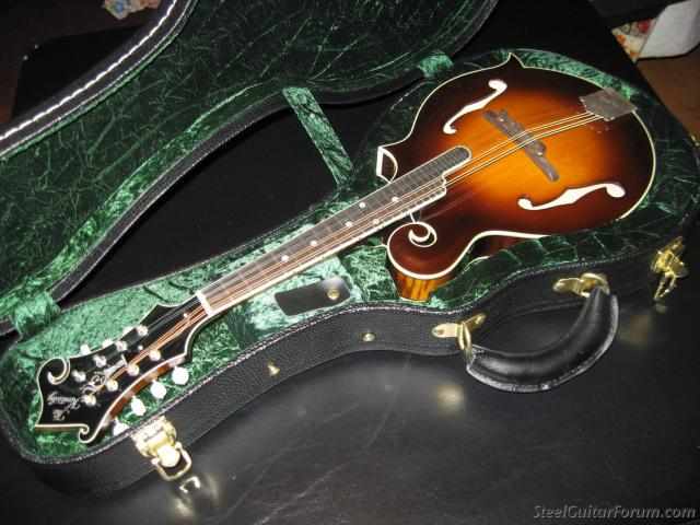 Kentucky KM-1000 F-Mandolin $1500 : The Steel Guitar Forum