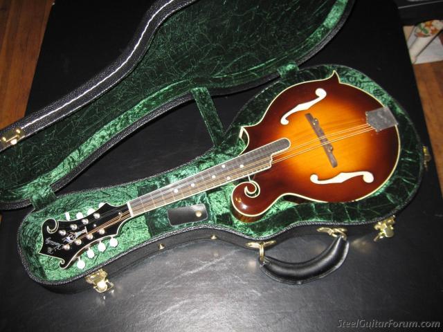 Kentucky KM-1000 F-Mandolin $1500 : The Steel Guitar Forum