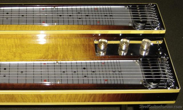 gibson console grande d 7 8 steel case for sale the steel guitar forum. Black Bedroom Furniture Sets. Home Design Ideas
