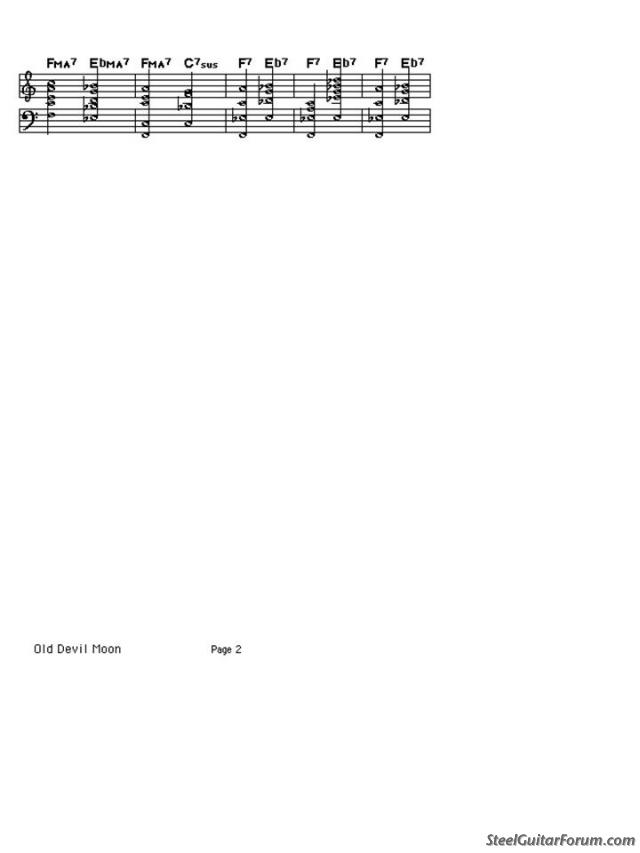 The Steel Guitar Forum View Topic B11 Tuning