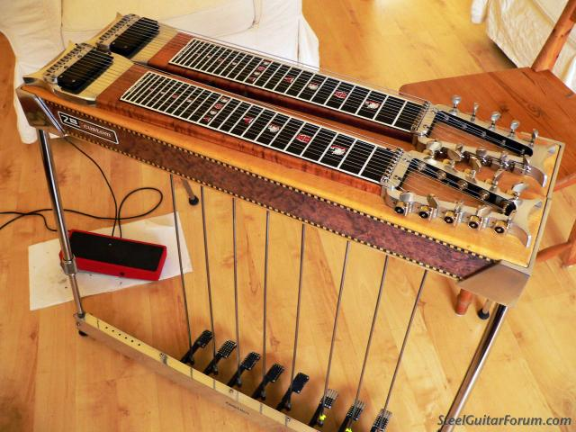 the steel guitar forum view topic zb pedal steel guitars please help. Black Bedroom Furniture Sets. Home Design Ideas