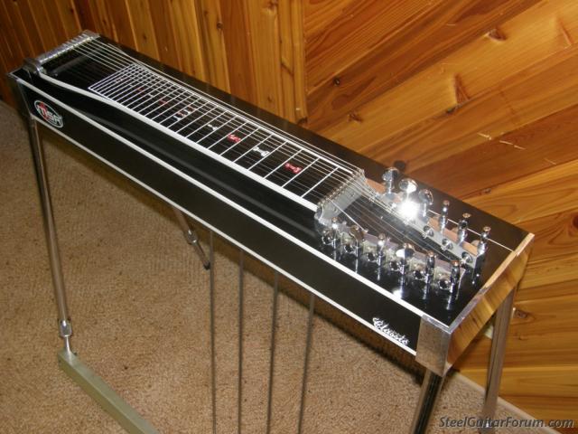 for sale msa classic s12 the steel guitar forum. Black Bedroom Furniture Sets. Home Design Ideas