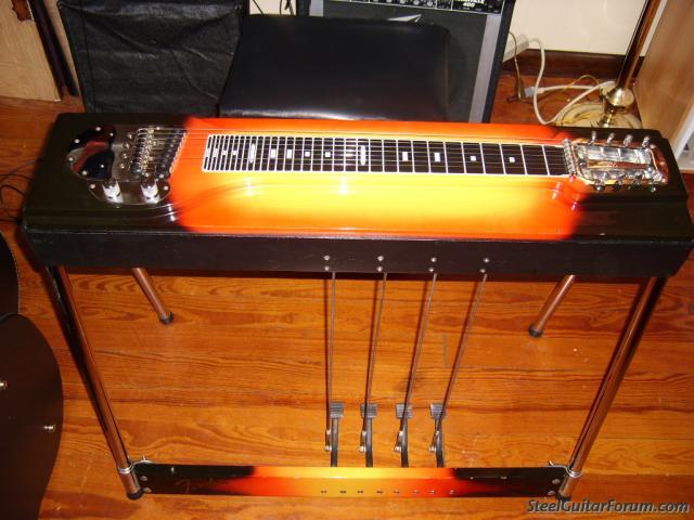 The Steel Guitar Forum View Topic Fender 400 Pedal