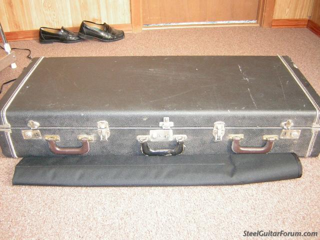 Steel Guitar Cases For Sale : for sale 1980 msa d10 classic with hard shell case sold the steel guitar forum ~ Hamham.info Haus und Dekorationen