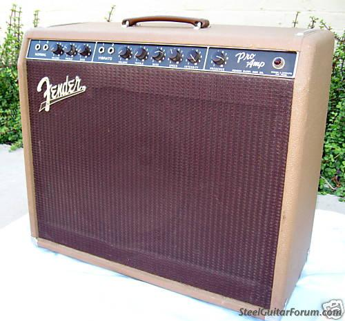Gallerie Amplis Fender & Clones 5857_61_Pro_1