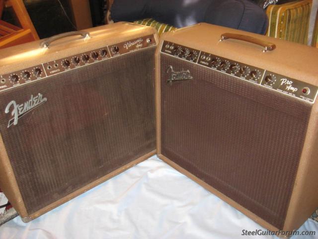 Gallerie Amplis Fender & Clones 5857_Pro_and_Vibra_2