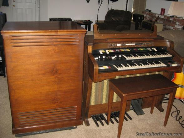 The Steel Guitar Forum :: View topic - Hammond Organ ...