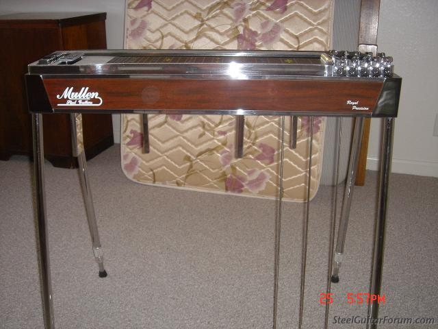 The Steel Guitar Forum View Topic Mullen Quot Rp Quot Pedal