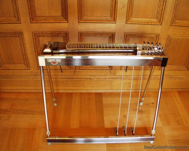 dekley for sale the steel guitar forum. Black Bedroom Furniture Sets. Home Design Ideas