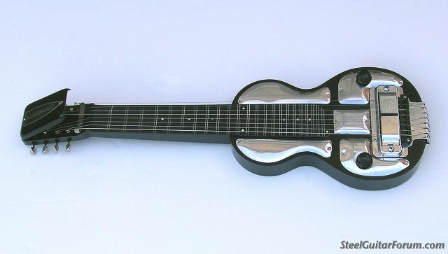 8 string rickenbacker bakelite lap steel guitar the steel guitar forum. Black Bedroom Furniture Sets. Home Design Ideas