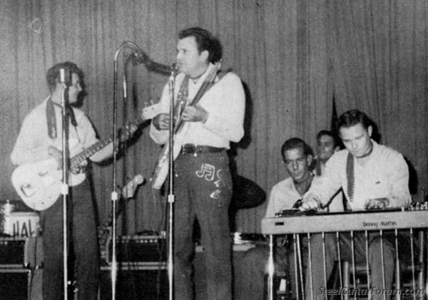 Quelques Héroes de la Steel - Page 2 939_billy_gray_band_with_denny_mathis_on_steel_1960s_1