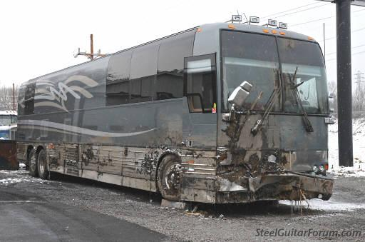 The Steel Guitar Forum View Topic Bus Crash Sunday