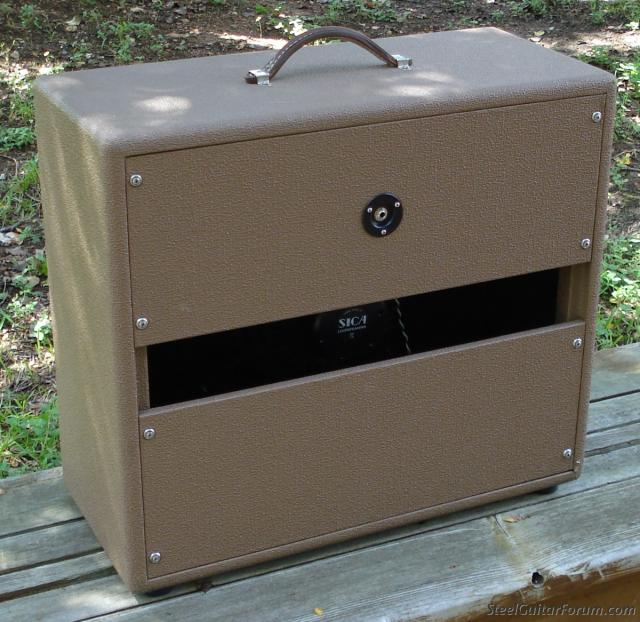 The Steel Guitar Forum :: View topic - Fulton-Webb 1x15 cab with ...