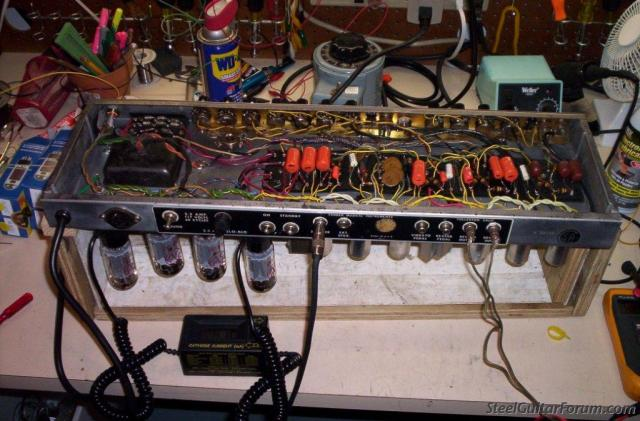 the steel guitar forum view topic 1970 fender twin reverb rh bb steelguitarforum com twin reverb speaker wiring twin reverb speaker wiring