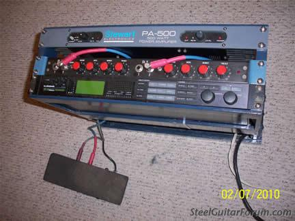 The steel guitar forum view topic diy rack case for Homemade rack case