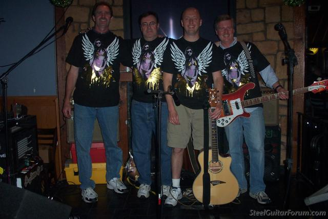 The Steel Guitar Forum View Topic Let S See Your Band