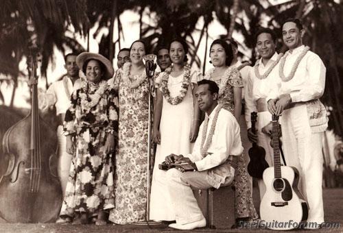 Forums & Zique Hawaiiens 4596_HawaiiCalls_1930s_1