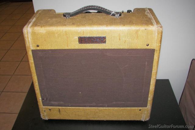 Gallerie Amplis Fender & Clones 5921_54_Deluxe_1