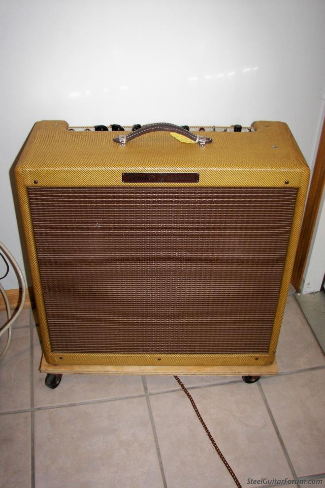 Gallerie Amplis Fender & Clones 5921_57_Bassman_1