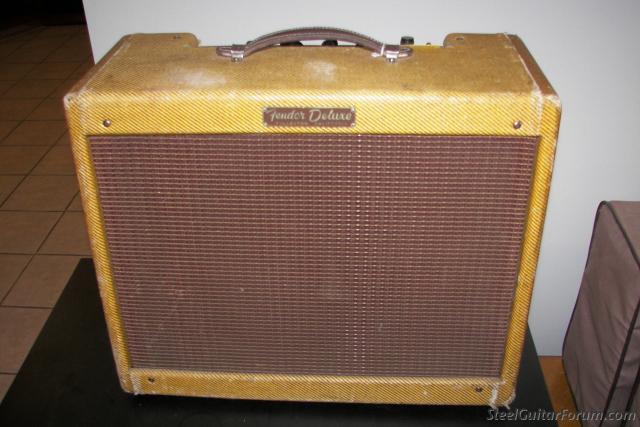 Gallerie Amplis Fender & Clones 5921_58_Deluxe_1