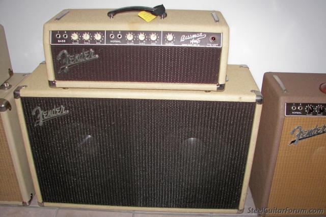 Gallerie Amplis Fender & Clones 5921_61_Bassman_1
