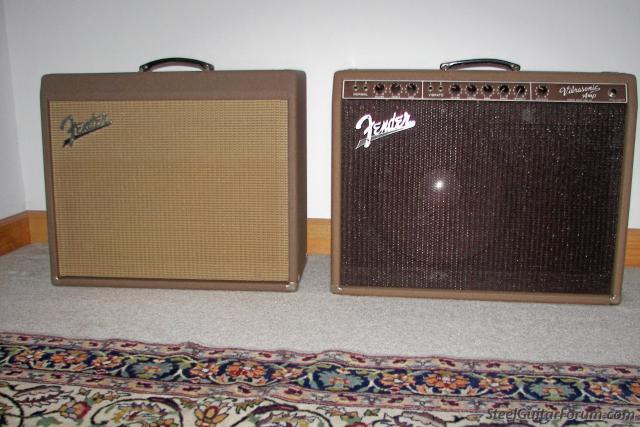 Gallerie Amplis Fender & Clones 5921_61_Vibrasonic_1