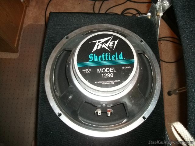 peavey sheffield 12 speaker price drop the steel guitar forum. Black Bedroom Furniture Sets. Home Design Ideas