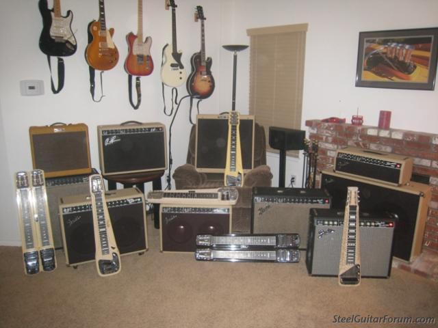 Gallerie Amplis Fender & Clones 6310_Livingroom_amps_1
