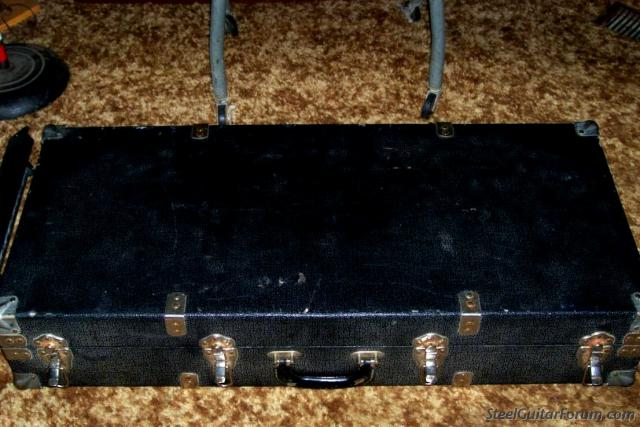 the steel guitar forum view topic please close pedal steel case for sale. Black Bedroom Furniture Sets. Home Design Ideas