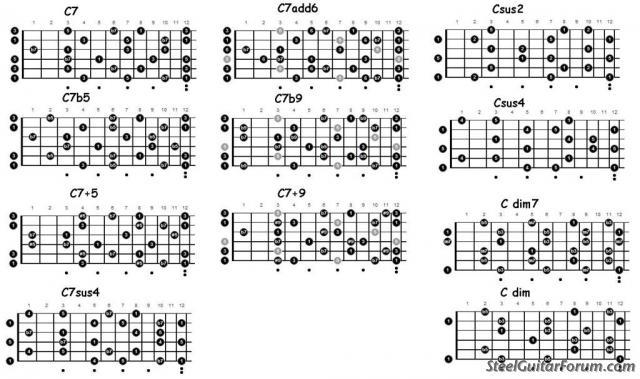 Steel Guitar Map pour 6 & 8 cordes 8903_C3_Large_1