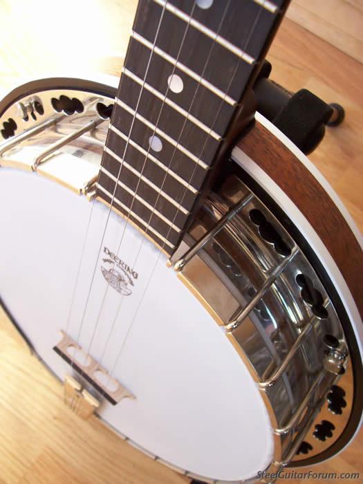 For Sale: Deering Sierra 5-String Banjo!! : The Steel Guitar