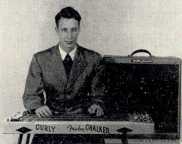 Curley Chalker 939_Curley_Chalker_with_Fender_Quad_1950sa_1