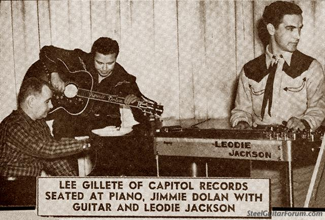 Quelques Héroes de la Steel 939_Leodie_Jackson_and_his_Bigsby_with_Lee_Gillette_and_Jimmie_Dolan_1