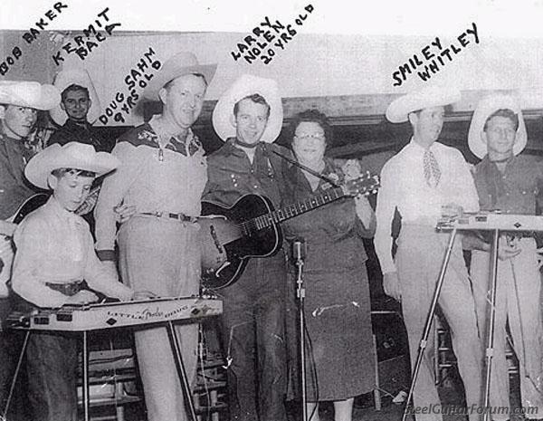Kings of Western Swing 939_smiley_whitely__the_texans_1951_w_doug_sahm__larry_nolen_1