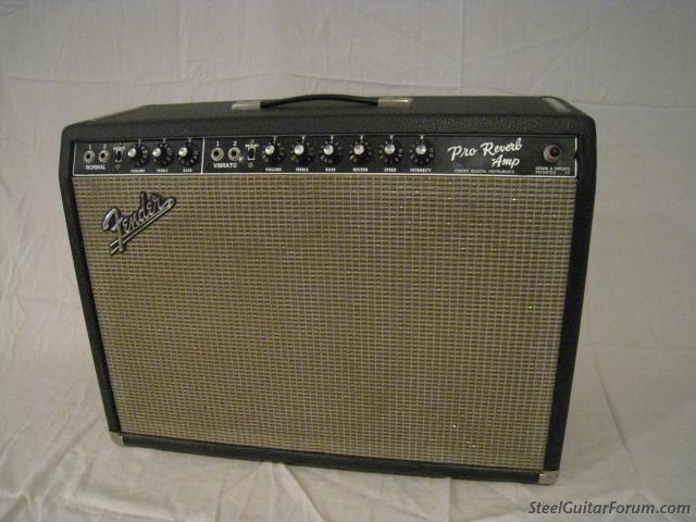 Gallerie Amplis Fender & Clones 9641_Pro_front_1