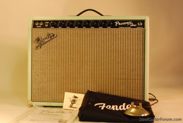 Gallerie Amplis Fender & Clones 9718_Prosonic_009_1