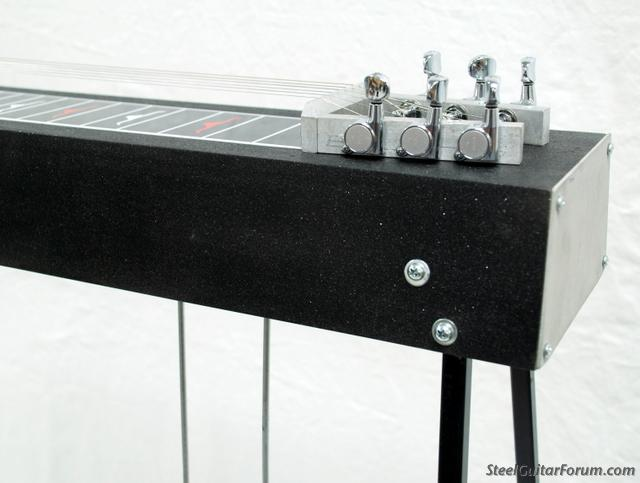 the steel guitar forum view topic new fessenden six shooter pedal steel guitar. Black Bedroom Furniture Sets. Home Design Ideas