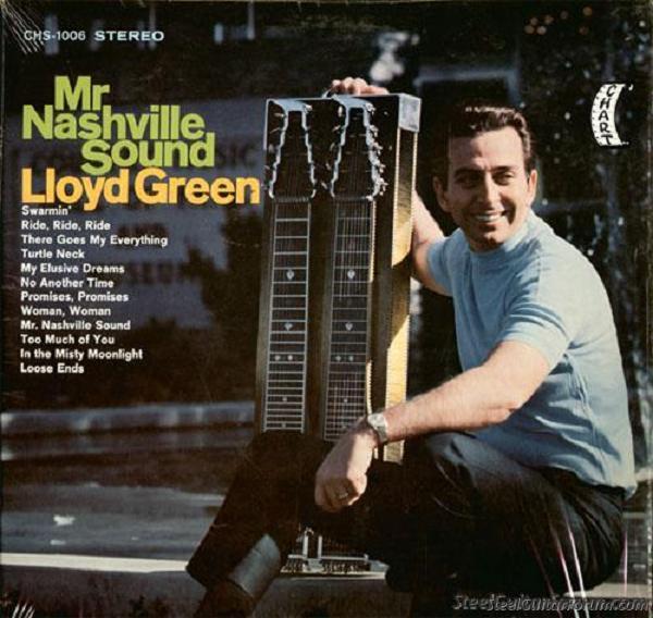 Lloyd Green  1062_Mr_Nashville_LP_Pic_1