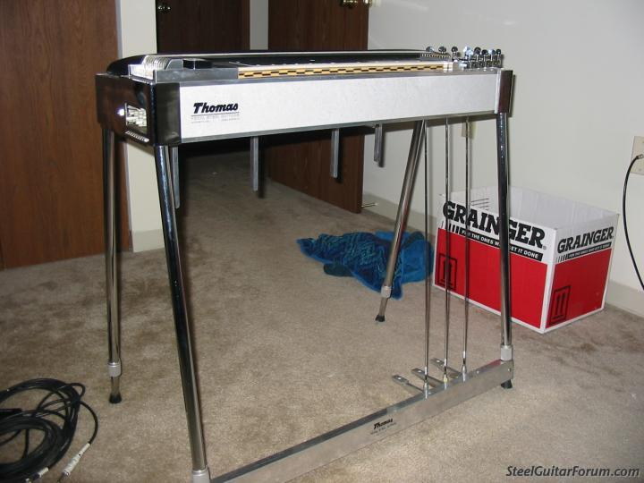 sd10 thomas pedal steel guitar for trade or for sale the steel guitar forum. Black Bedroom Furniture Sets. Home Design Ideas