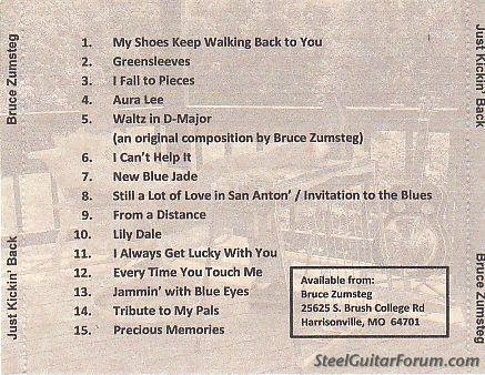 Nouveautés CD/DVD 1149_Bruce_CD_Rear_1