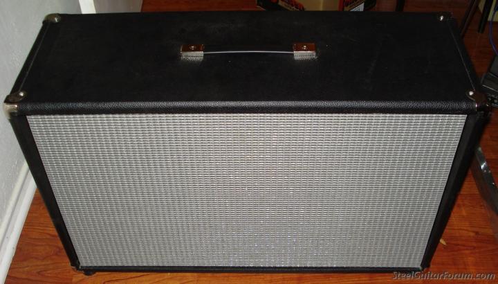Al Instruments Acoustic Guitars Circa 1966 Fender Bman Black Speaker Cabi