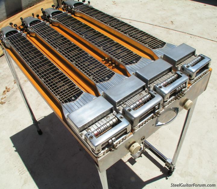 Buddie Emmons Steel Guitar Jazz