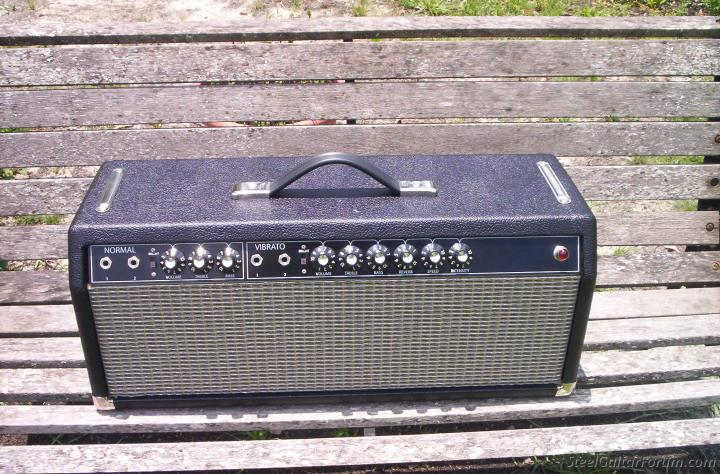 Deluxe Reverb style amp project : The Steel Guitar Forum