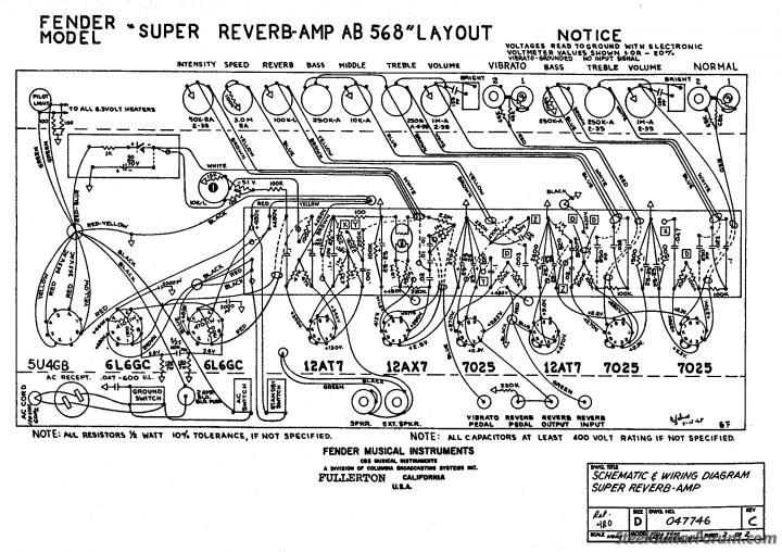 The Steel Guitar Forum View Topic Help With A Twin Reverb