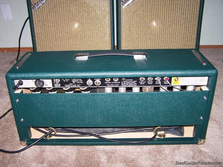 The Steel Guitar Forum :: View topic - Fender twin for Sho-bud?