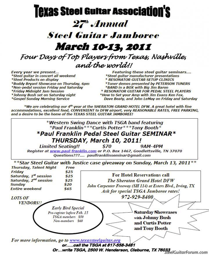 TSGA Dallas  10 au 13 Mars 2011 4495_Jamboree2011Jan20_1
