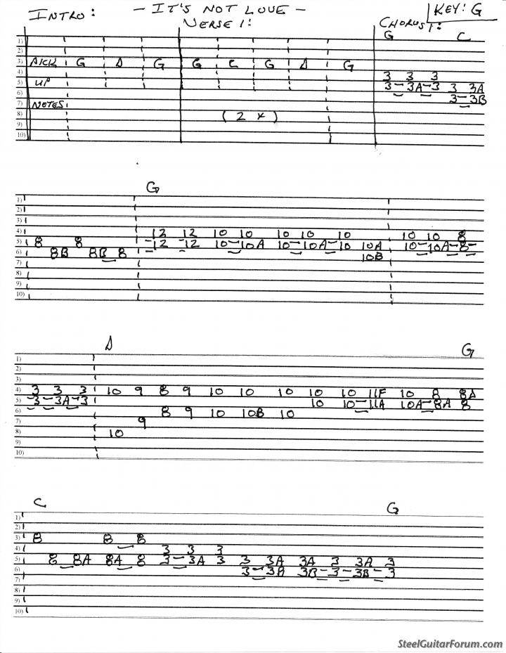 Divers Tabs PSG E9 - Page 5 526_Its_Not_Love_1_1