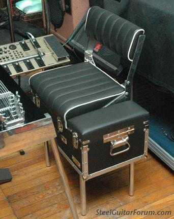 The Steel Guitar Forum View Topic Pedal Steel Seat Design